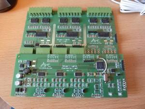 Starlight Controller PCB